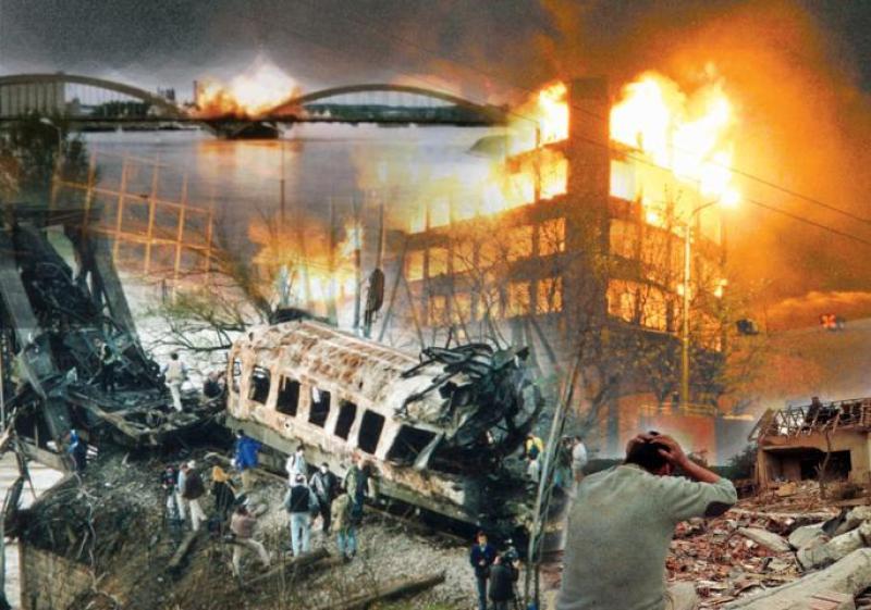 Billedresultat for бомбардовање србије