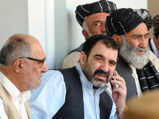 Ver vídeo  'Asesinado uno de los hermanos del presidente de Afganistán'