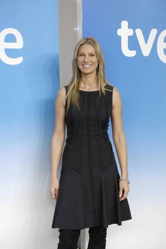 Anne Igartiburu estará acompañada por Daniel Diges en 'Destino Eurovisión'