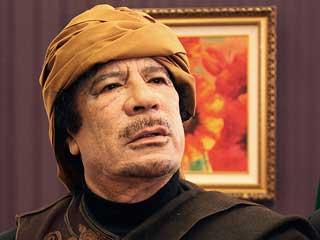 Ver vídeo 'Gadafi advierte a Occidente en contra de establecer una zona de exclusión aérea en Libia'