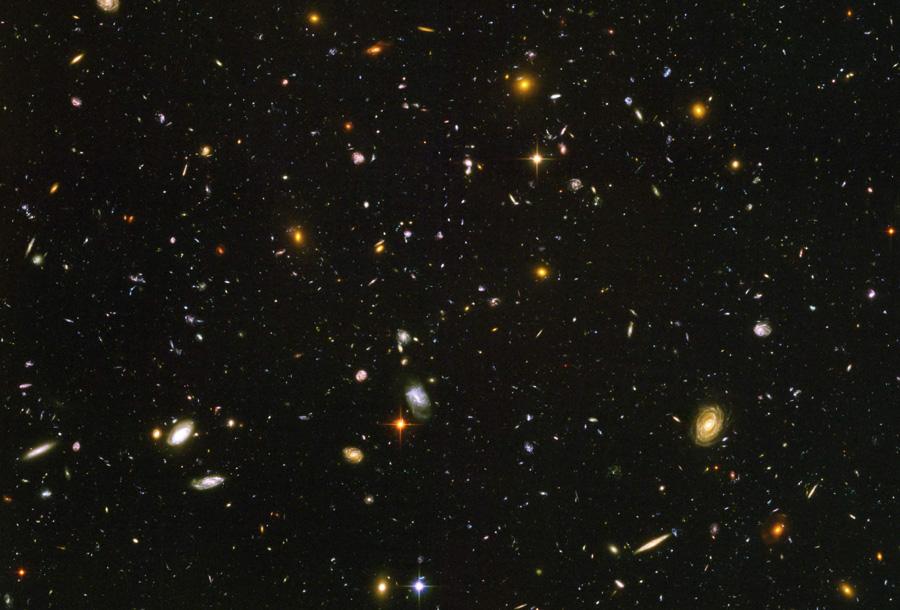 La imagen más antigua de nuestro universo