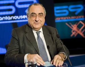 Joaquim Nadal: 'veig Trias nerviós per les primàries a Barcelona'