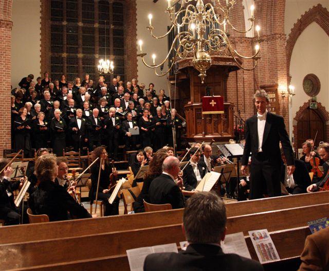 Mattheüs Passion in de Nieuwe Kerk in Oud IJmuiden