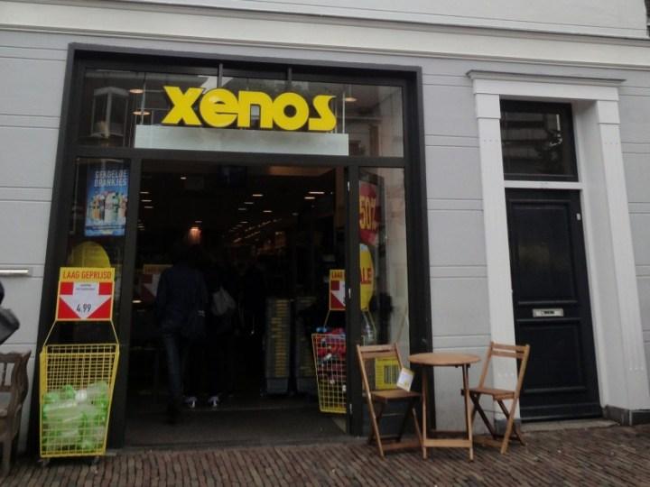 Xenos wil filiaal in IJmuiden