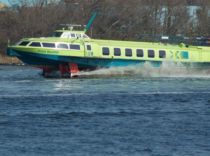Provincie bezig met alternatief Fast Flying Ferry