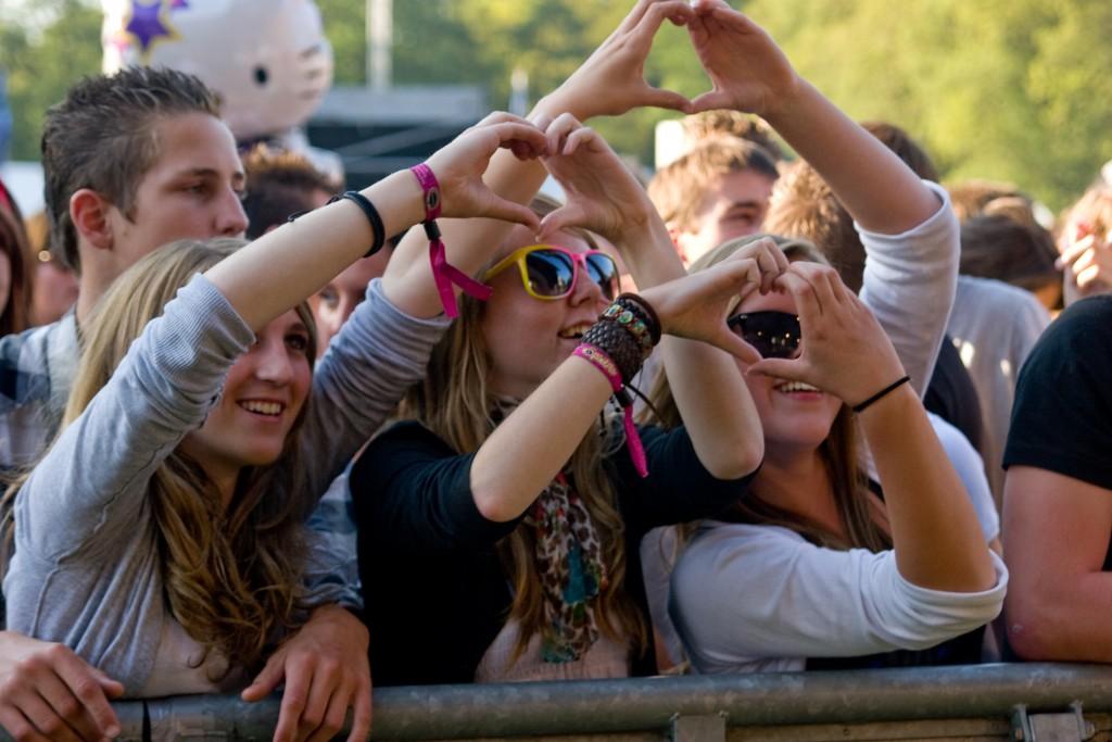 Beeckestijnpop dit jaar tijdens het Pinksterweekend