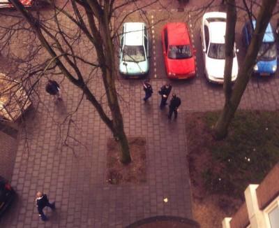 Veel politie bij familieruzie Zeewijk