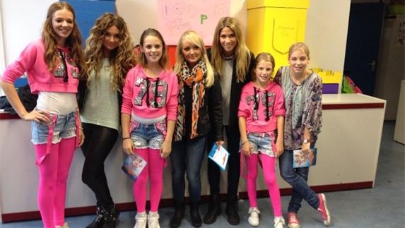 Terugkijken: IJmuidense Josephine in Puberruil Zapp