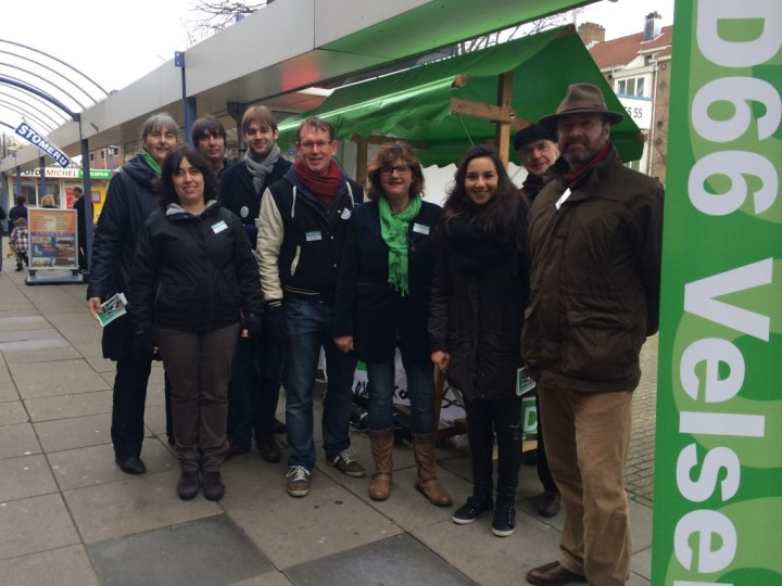 D66Velsen presenteert verkiezingsprogramma