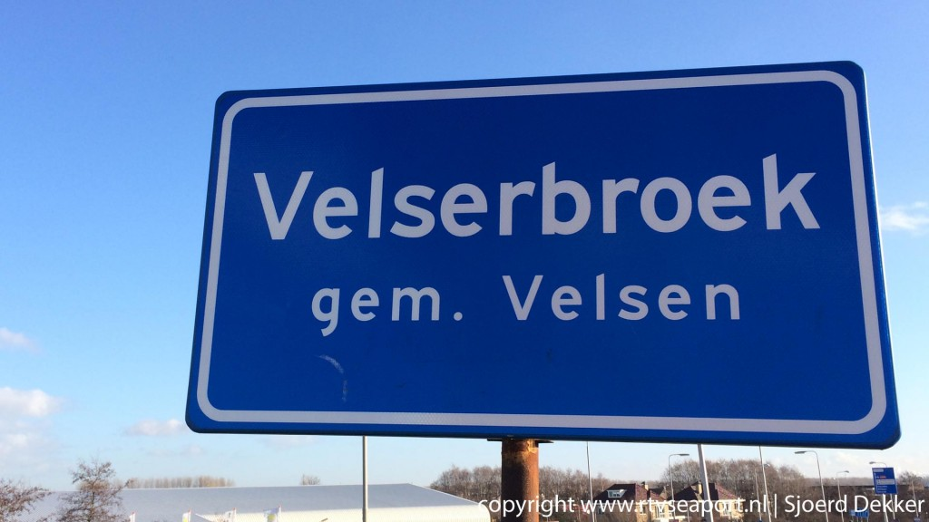 Politie jaagt op inbrekers Velserbroek