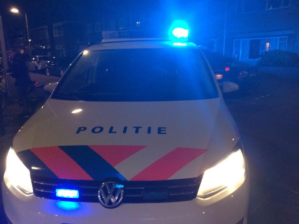 Klopjacht na woningoverval Radarstraat IJmuiden