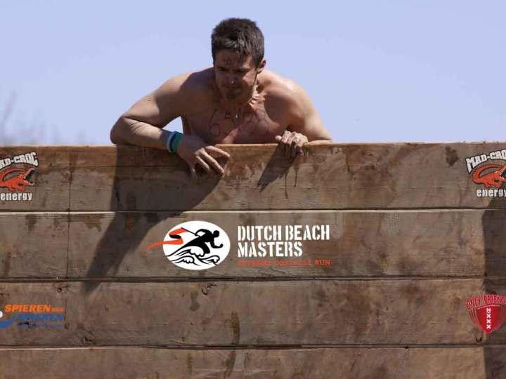 IJmuiden aan Zee decor voor grote obstakelrace