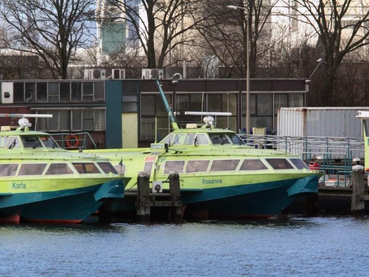 Telegraaf: Nieuwe kans voor Fast Flying Ferry