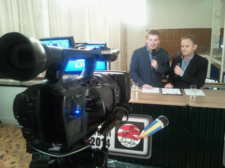 Morgen 'gewoon' Raadsplein TV: Live