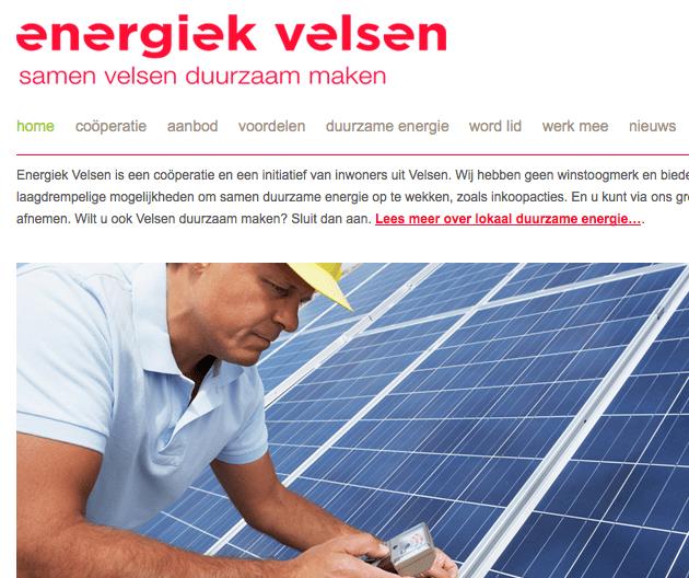 Dubbel zoveel zonnepanelen via Energiek Velsen