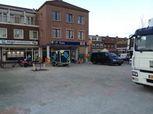 De Primera aan het winkelcentrum Planetenweg. Foto: RTV Seaport/Jelle Dijkstra