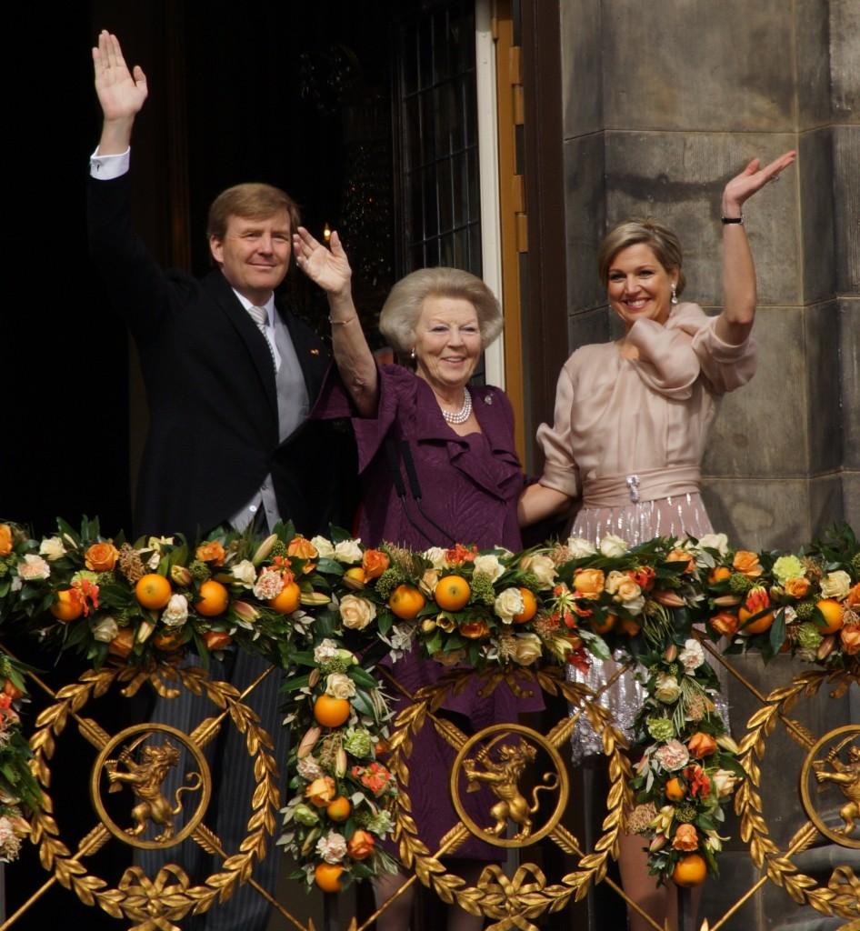 Terugkijken: Beatrix in Velsen (Koninginnedag 1997)