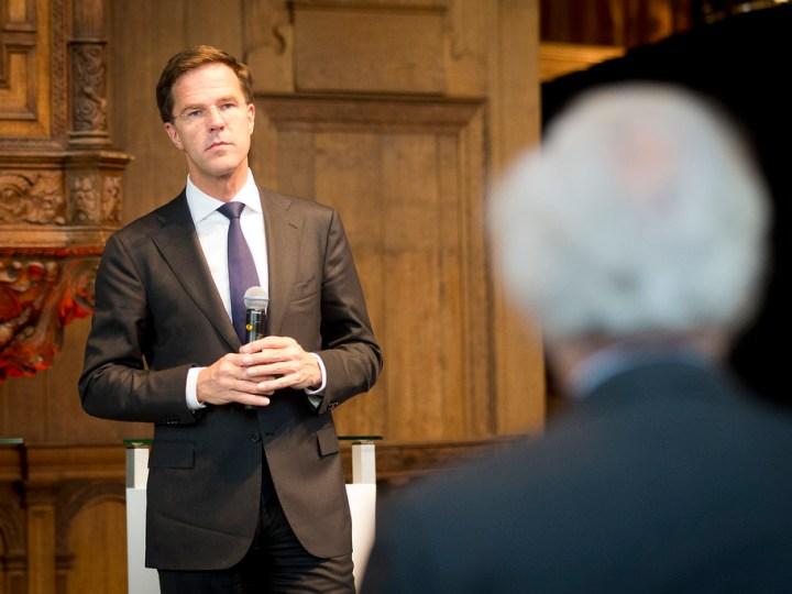 Stel je vraag aan premier Mark Rutte!