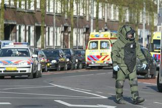 Explosief gevonden bij baggerwerkzaamheden IJmuiden
