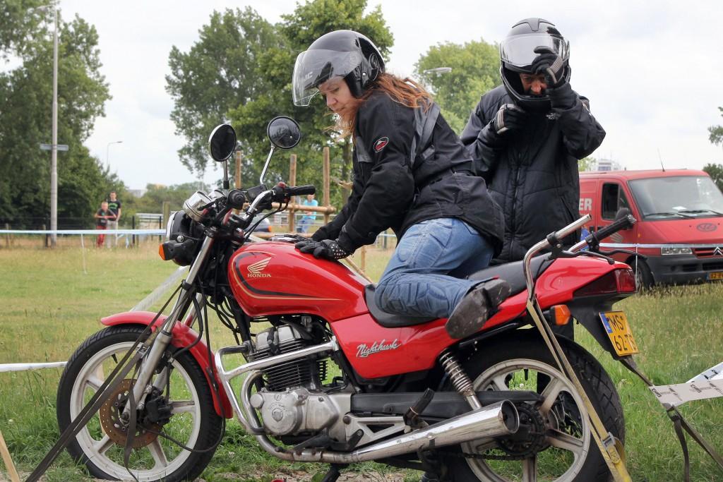 Motorkleding Run