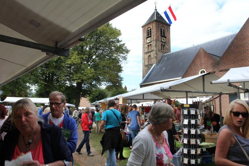 In beeld: jaarmarkt Oud-Velsen