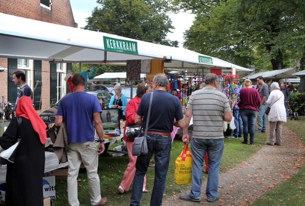 Jaarmarkt Oude dorp Velsen