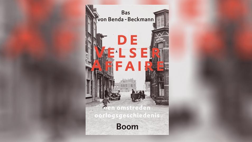 Nominatie Velser Affaire voor Librisprijs