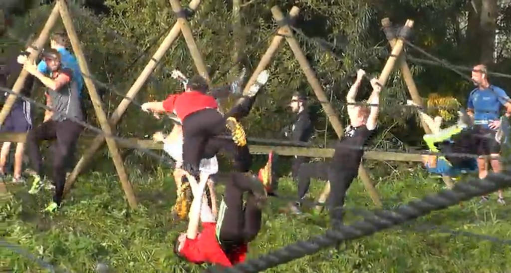 Strong Viking Obstacle Run 2014
