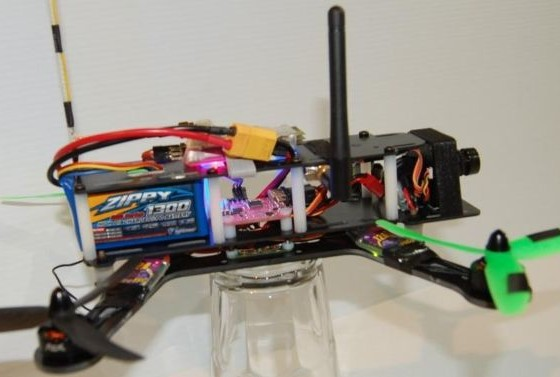 Man verliest drone bij IJmuiderslag