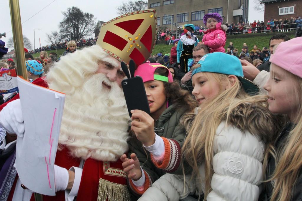 Intocht Sinterklaas