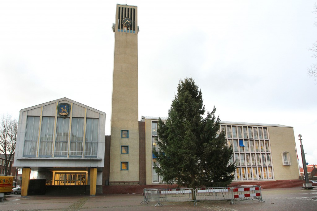 Kerstboom IJmuiden