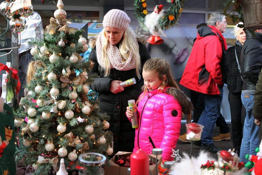 Kerstmarkt Santpoort - Noord