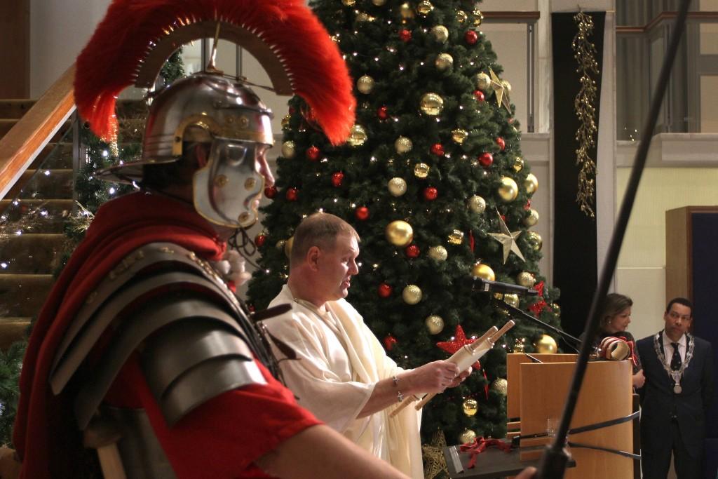 Nieuwjaarsreceptie gemeente Velsen
