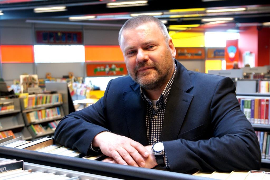 Bibliotheek krijgt nieuwe directeur