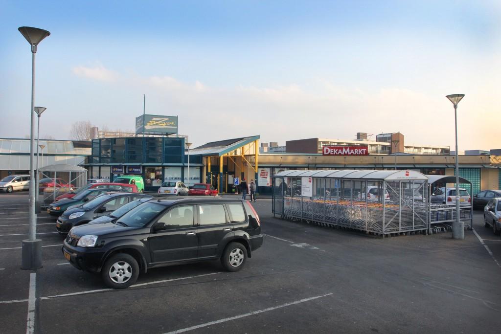 Viskiosk Dekamarkt Zeewijkplein sluit