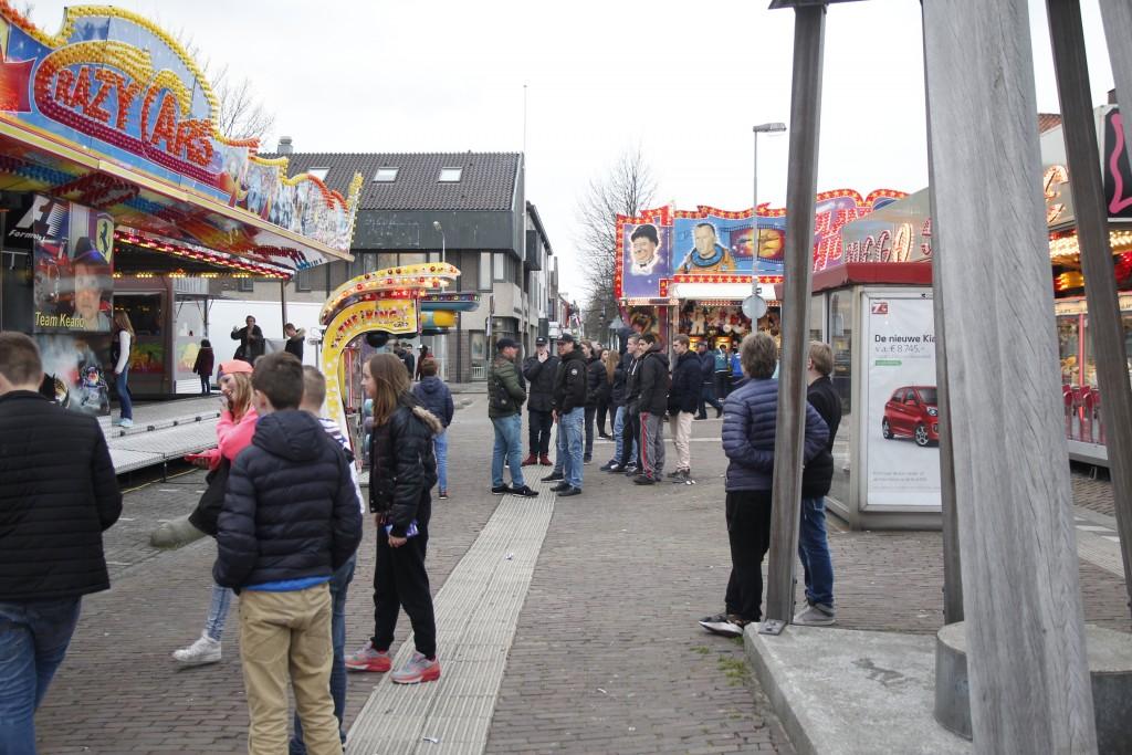 Opnieuw gedoe bij kermis IJmuiden