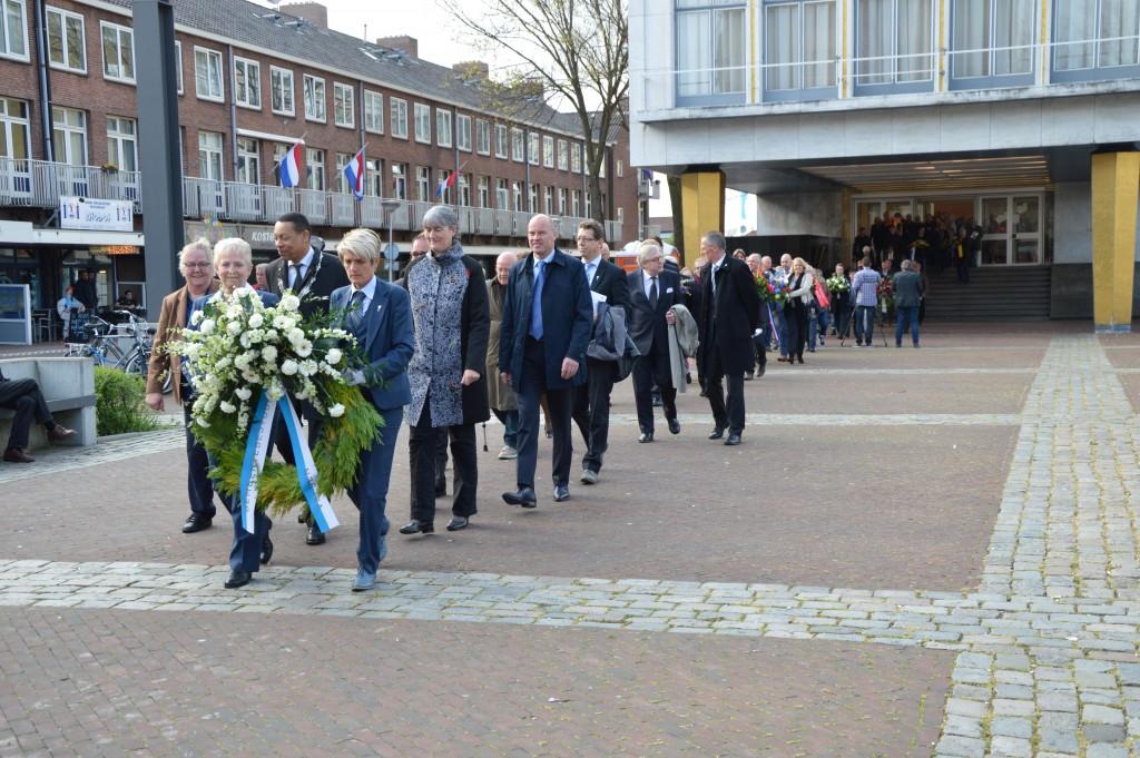 04-05-2015 Stadhuis Herdenking2