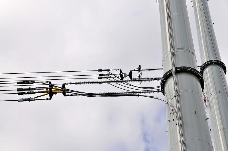 Aanleg stroomnet vordert goed
