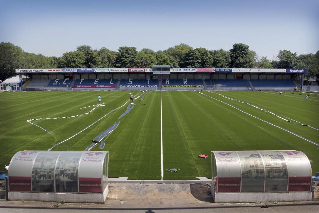 Kunstgrasveld Telstar Stadion
