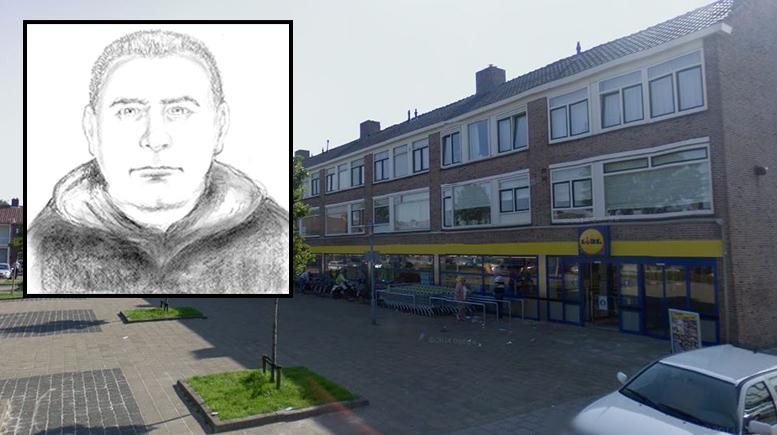 'Rennende rukker' opgepakt in Zeewijk