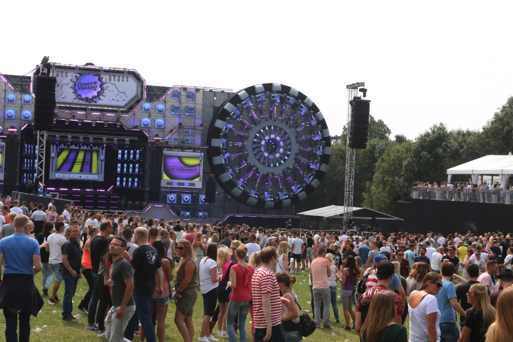23ste Dance Valley zaterdag van start