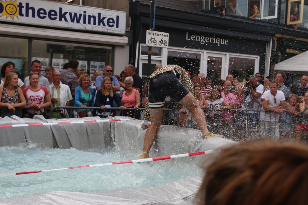 Dorpsfeest 11 - Steppenrace