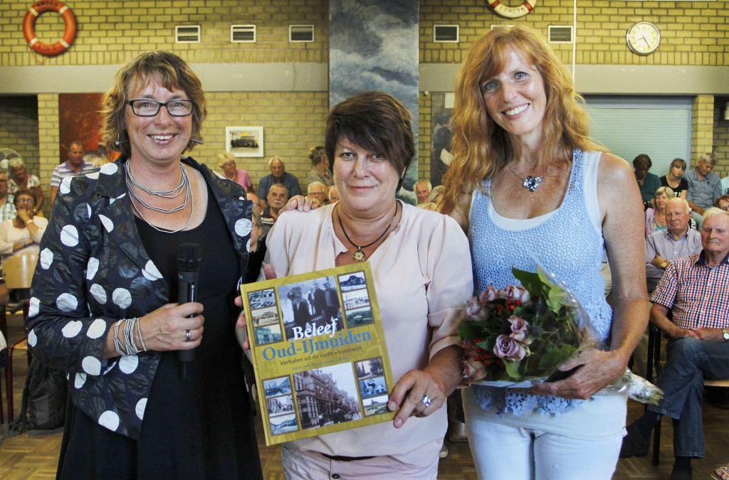 Boekpresentatie 'Beleef Oud-IJmuiden'