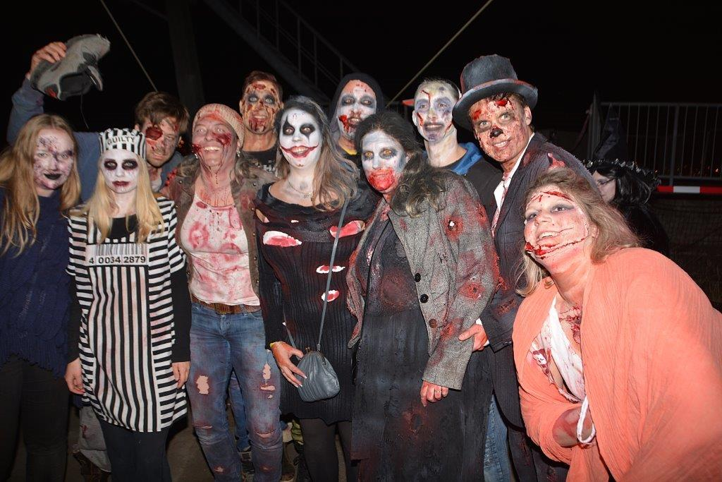 Zombie Outbreak Forteiland