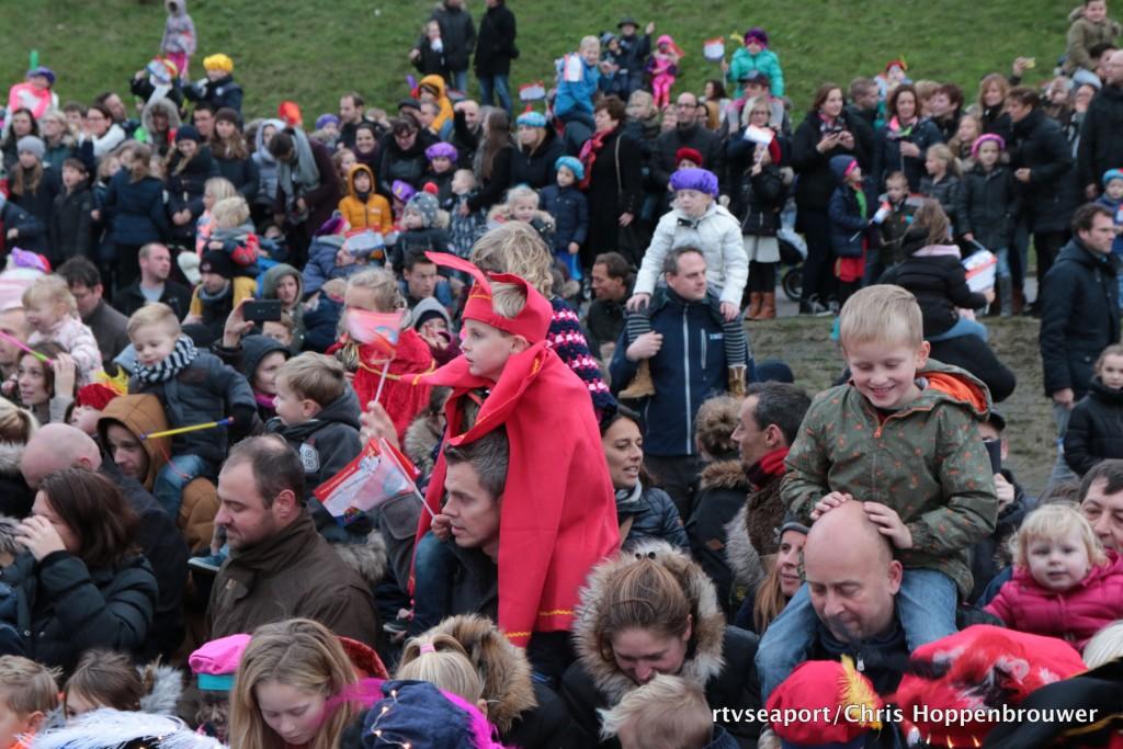 2015 11 Sinterklaas - Boot - 00202