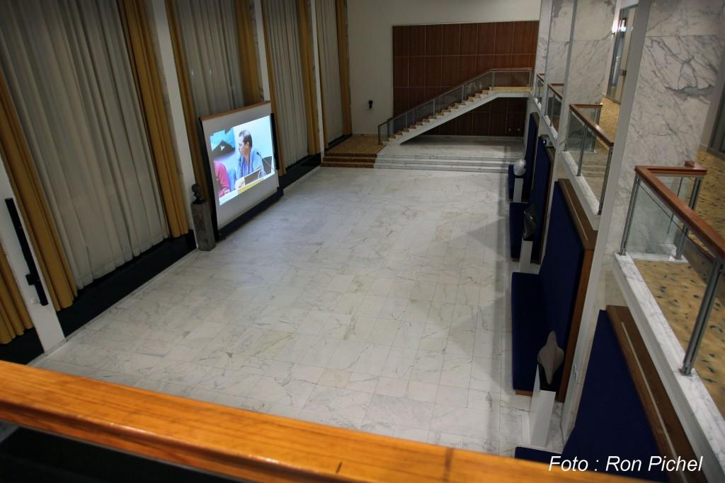 Raadsvergadering stadhuis Velsen