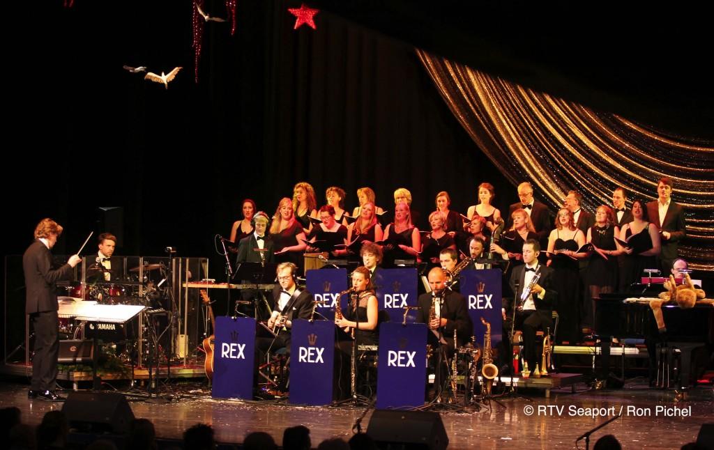 Kerstshow Schouwburg Velsen