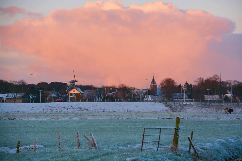 Winter in Santpoort