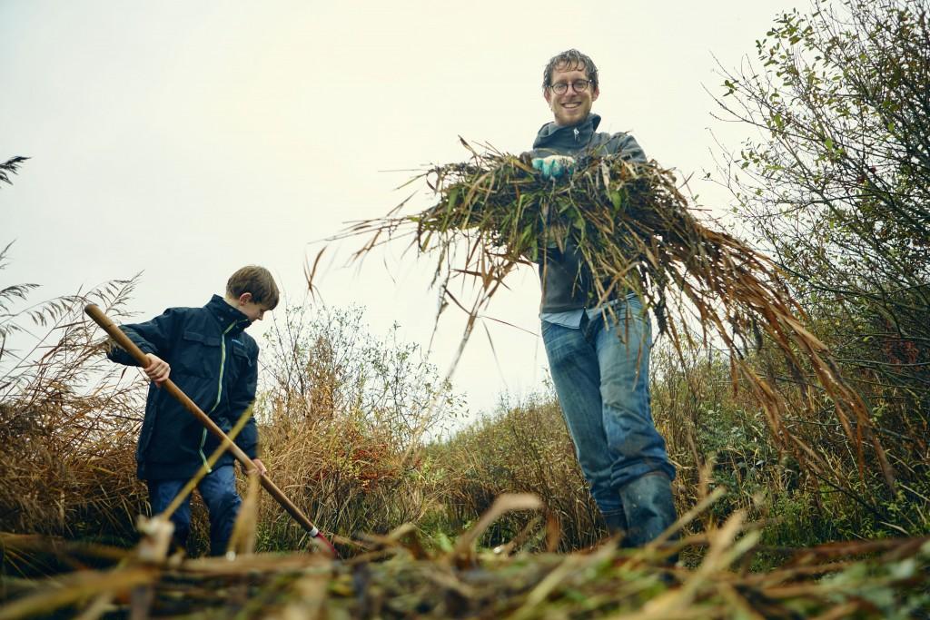 Geld voor vrijwillig natuurbeheer