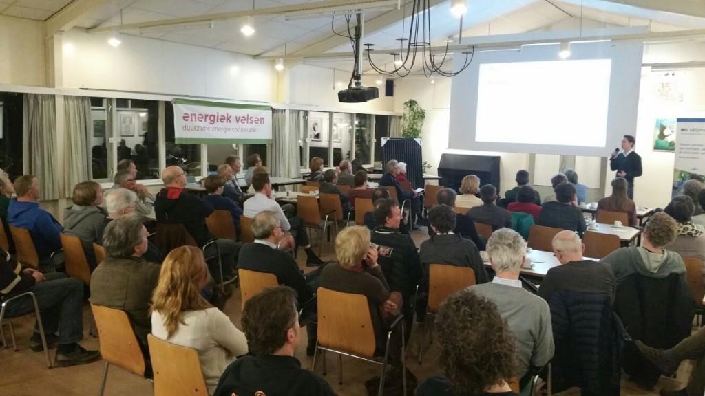 Duurzame energie populair in Velsen